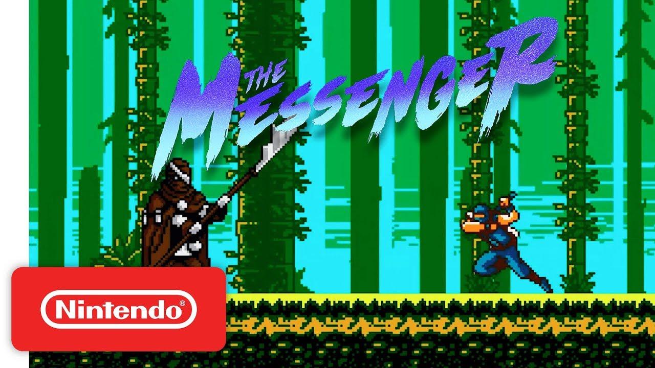 Resultado de imagen para The Messenger switch