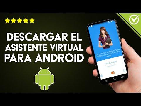 Cómo Descargar el Asistente Virtual o de voz en Español para Android sin Internet