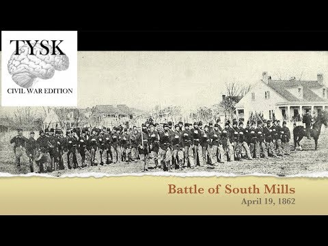 1862 - 19 Battle Of South Mills