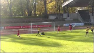 1. SC Göttingen 05 - VfV Borussia 06 Hildesheim Highlights