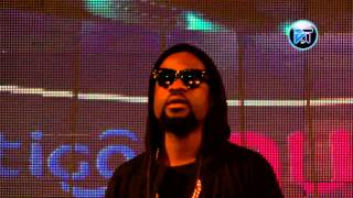 Sarkodie performs Revenge of the Spartans at Tigo Ghana meets Naija