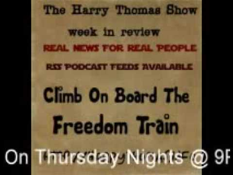 The Harry Thomas Show - Charlie Sheen Has 20 points about 9-11 and more 5 of 10