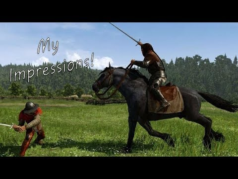 Kingdom Come: Deliverance - My Impressions After 10+ Hours!