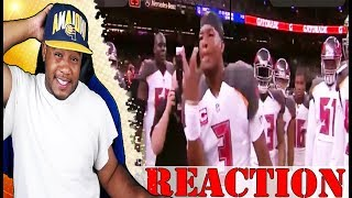 Jameis Winston Cut Off By Teammates Before Saints Game!!! Worst Pregame Speech In NFL History