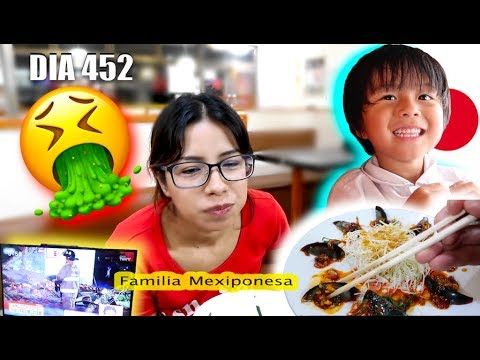 Comerías Huevo de Pato Podrido + Amigos al Pendiente JAPON - Ruthi San 08-09-17