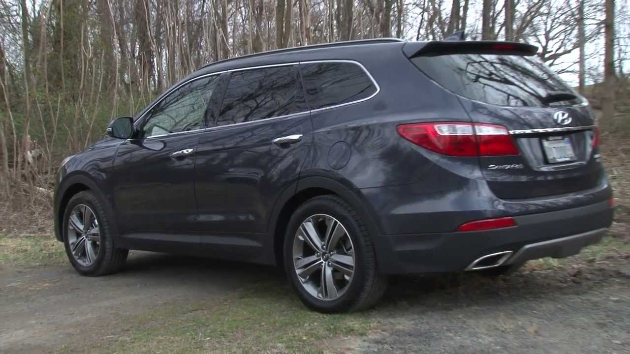 2013 Hyundai Santa Fe Drive Time Preview With Steve Hammes Testdrivenow