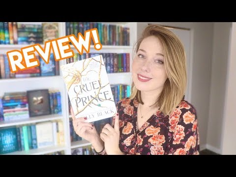The Cruel Prince Non Spoiler Review!