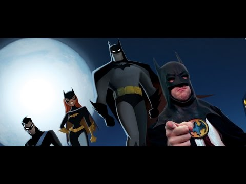 The Animated Series Batman Nostalgia Critic players' thrill