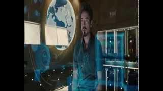 """Фан-видео по фильму """"Железный человек"""""""