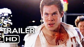 Game Over, Man! Official Trailer #3 (2018) Adam Devine, Blake Anderson Netflix Comedy Movie HD