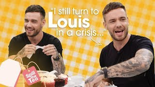 Liam Payne still relies on Louis Tomlinson in a crisis ❤️ | Spill the Tea | Heart