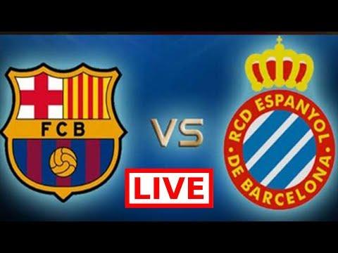 LIVE STREAMING : BARCELONA VS ESPANYOL 2018