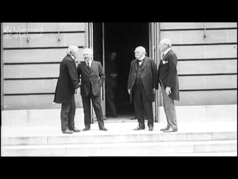 The League of Nations - the first 'world organisation'