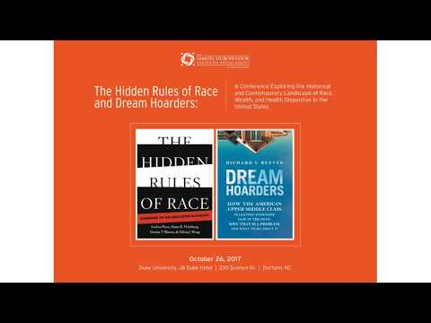 The Hidden Rules of Race and Dream Hoarders - Full Conferenc