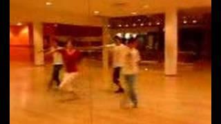 DAPees dancing Clare's Hip Hop Thumbnail