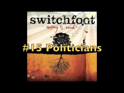 Top 25 Switchfoot Songs  YouTube