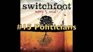 Top 25 Switchfoot Songs