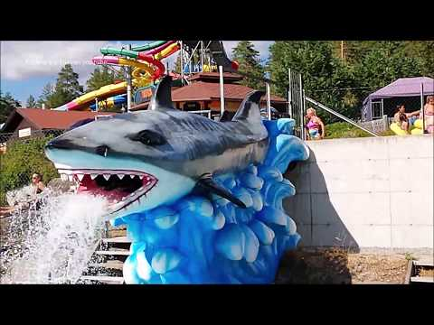 Bø Sommarland   Scandinavia's largest water park in Norway 2018