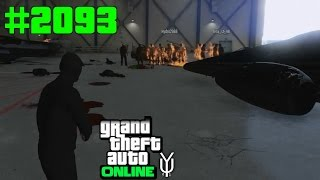 GTA 5 ONLINE Sniper vs Crew? #2093 Let`s Play GTA V Online PS4 2K