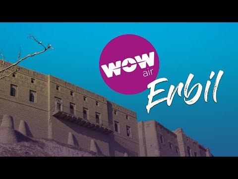 wow air travel guide application   Erbil citadel