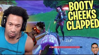 CKEEKS GET CLAPPED EVERYDAY B - Fortnite Battle Royale Gameplay