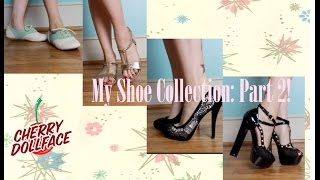 Shoe Collection Haul Video Part 2! by CHERRY DOLLFACE Thumbnail