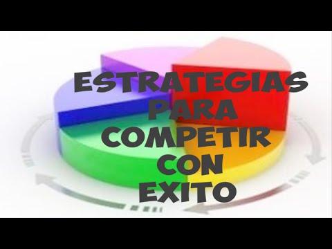 ESTRATEGIAS PARA COMPETIR CON EXITO