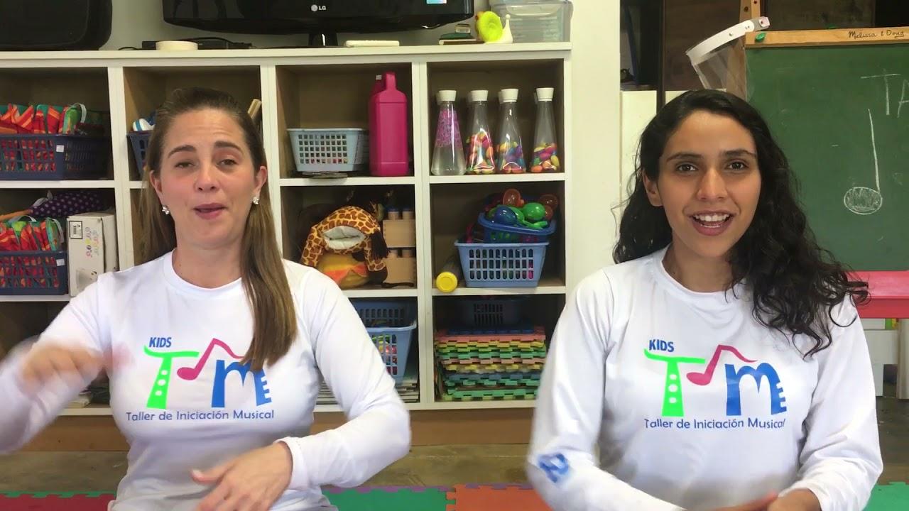 Download El Tamandua , Juego rítmico para niños
