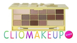 Recensione Palette I Heart Makeup Naked Chocolate 🍫  Makeup Revolution Review