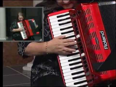 Waltz Across Texas by Shelia Lee on FR 7 V accordion