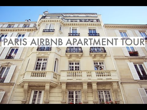 Paris Apartment Tour | Airbnb
