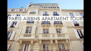 Paris Apartment Tour   Airbnb