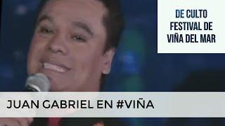 JUAN GABRIEL / 60 Momentos de Culto #VIÑA #JUANGABRIEL #CHILE #FESTIVALDEVIÑA