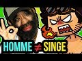 L'HOMME ne descend PAS du SINGE!!! - (LSD #1)