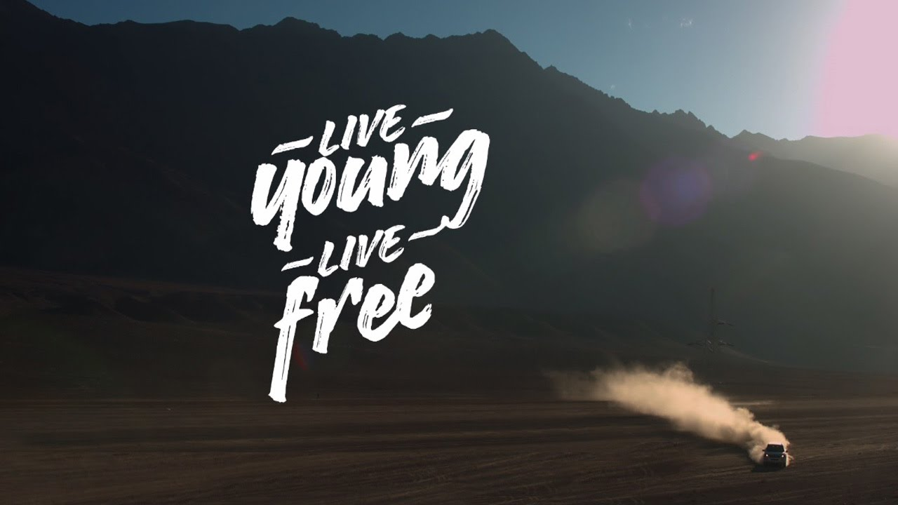 Live Young Live Free Tv Ad Sequel Over 7 5 Million