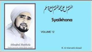 Download lagu Sholawat Habib Syech Syaikhona volume 12 MP3