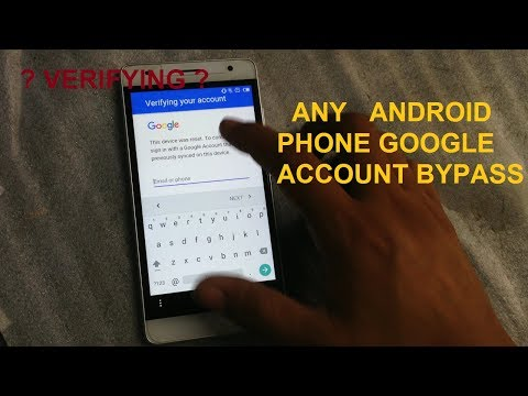 How To Unlock  Google Account  Any Android Phone
