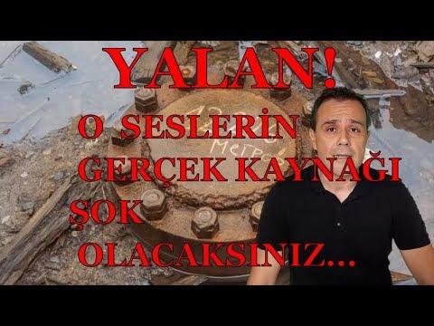 YALAN!.YERİN 12.000 METRE ALTINDA KAYDEDİLEN SESLER..