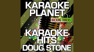 A Jukebox With a Country Song (Karaoke Version With Background Vocals) (Originally Performed By...