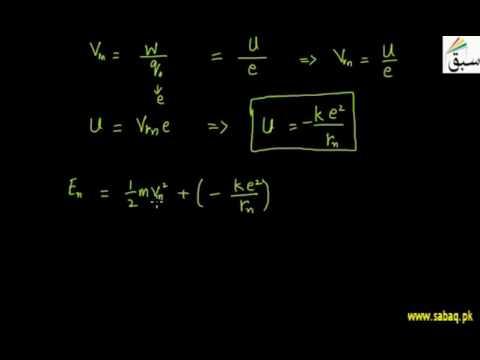 Quantized Energies