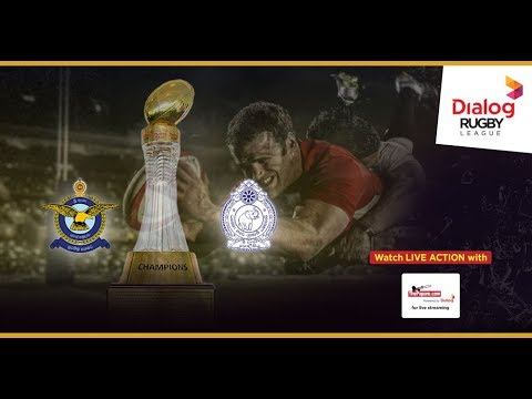 Air Force SC vs Police SC – Dialog Rugby League 2017/18