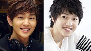 10 Korean Celebrities look alike