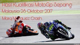 Hasil kualifikasi MotoGp Sepang Malaysia Oktober 2017