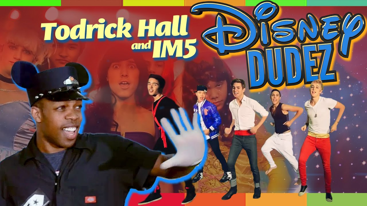 Disney Dudez by Todrick Hall