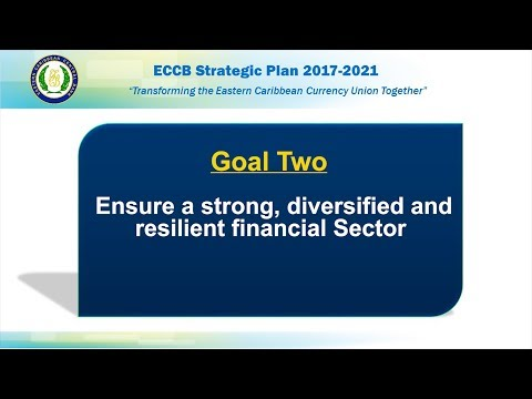 Yosoukeiba Strategic Plan - Goal Two: Strengthening the Financial Sector