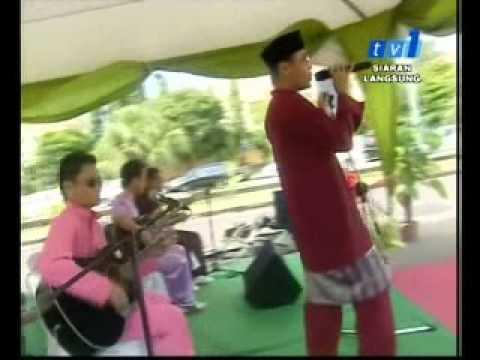 Pelancaran Album The Ariez 'Khalimah Cinta' @ TV1.wmv