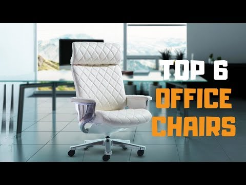 Best Office Chair In 2019 - Top 6 Office Chairs Review