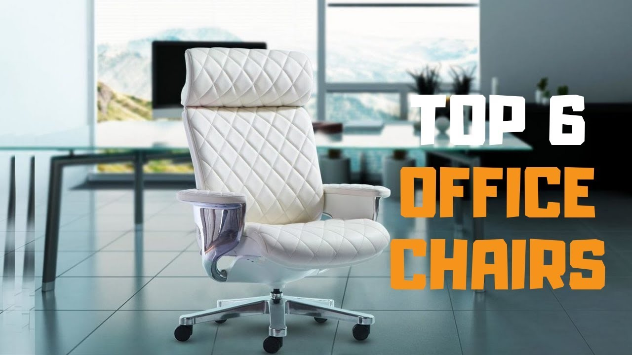 save off b310e 2e770 Best Office Chair in 2019 - Top 6 Office Chairs Review