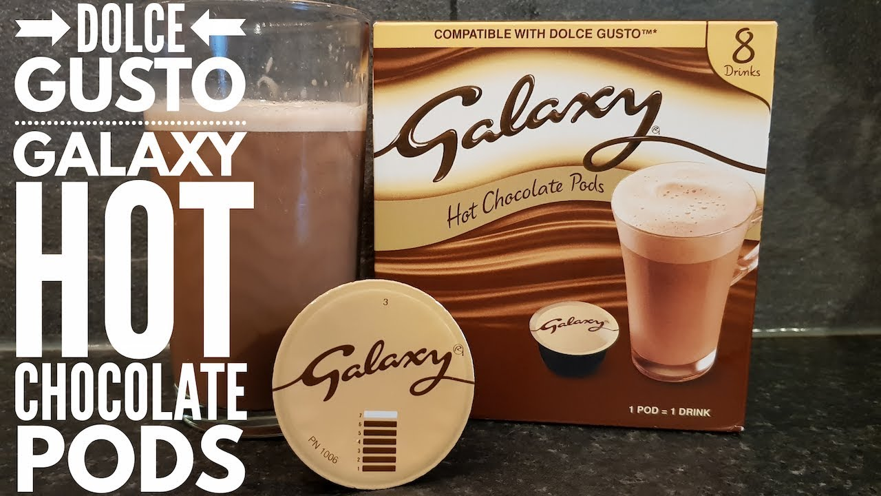 Dolce Gusto Galaxy Hot Chocolate Pods How To Review