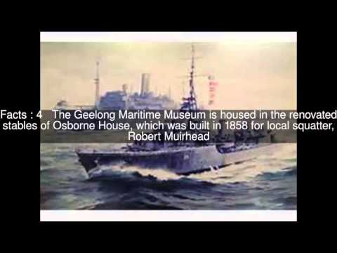 Geelong Maritime Museum Top  #10 Facts